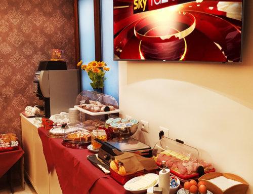 Sala colazioni 14