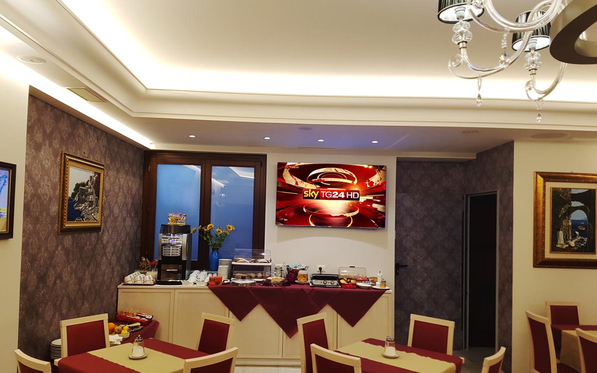 Sala colazioni 16